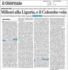 giornale 31-07